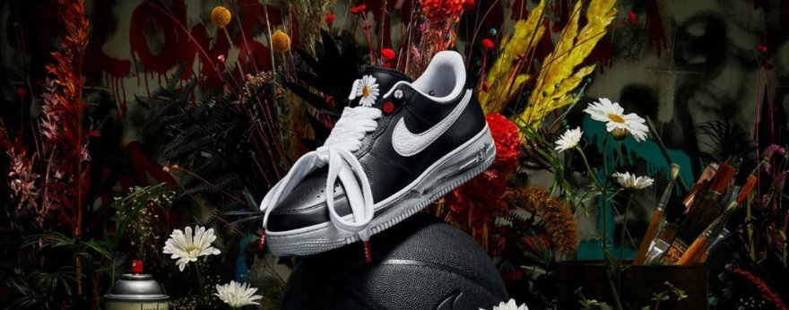 G Dragon lanza sus Nike Air Force 1 Low