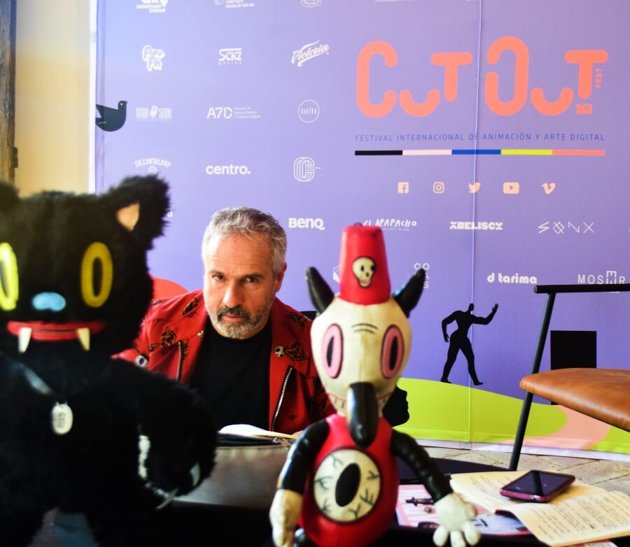 Gary Baseman interview for ACC