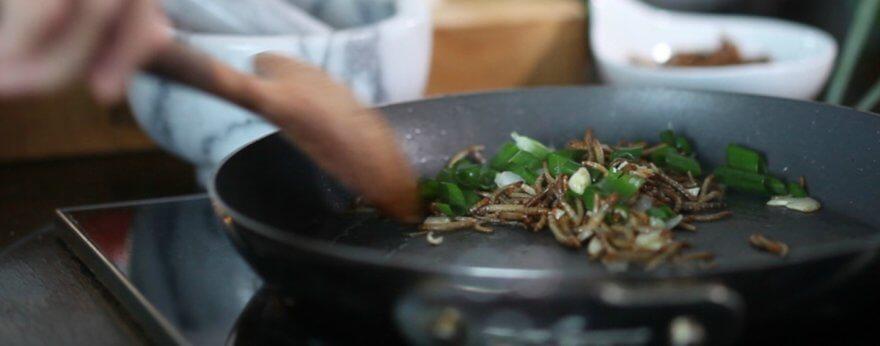 Granja de insectos, la proteína del futuro