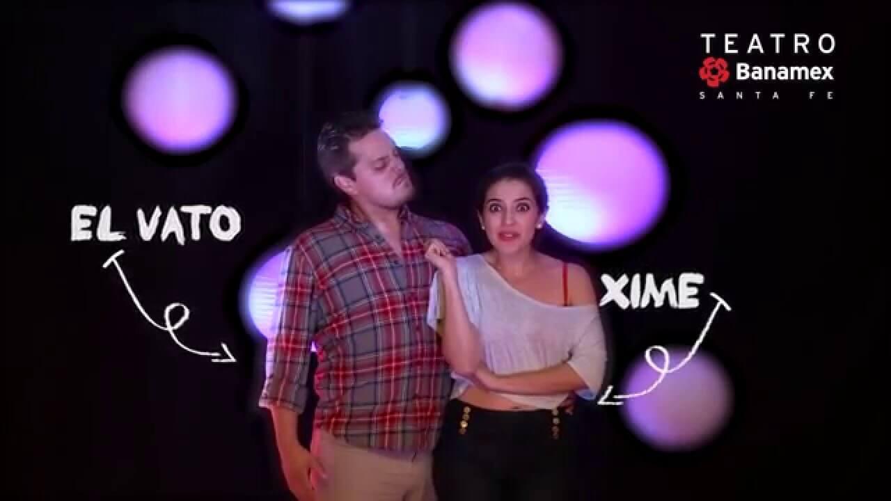 Sucia y chingona historia de amor, una de las obras de teatro en CDMX