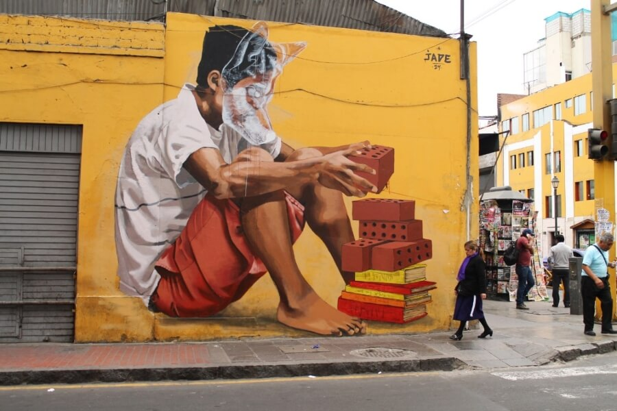Mural de Jade Rivera