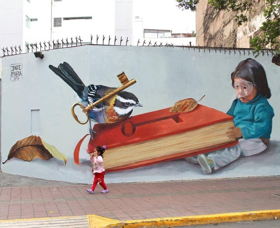 Artistas latinoamericanos que debes conocer/ El artista del realismo y las aves
