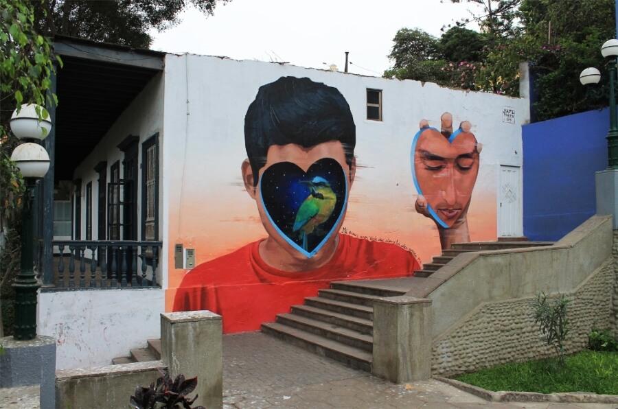 Jade Rivera, el realismo y las aves