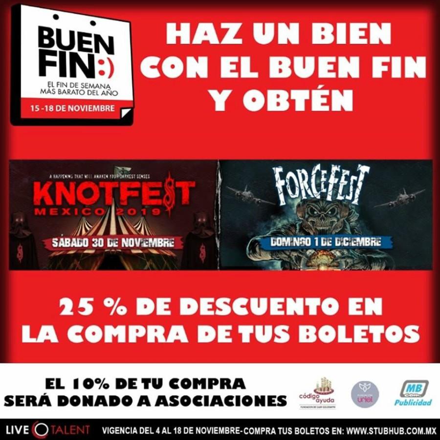 Knotfest y Force Fest