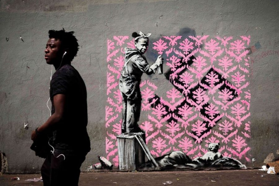 Lo mejor del street art con mensaje social