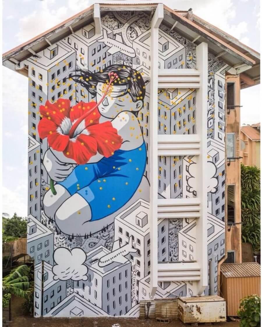 Los mejores murales del mes