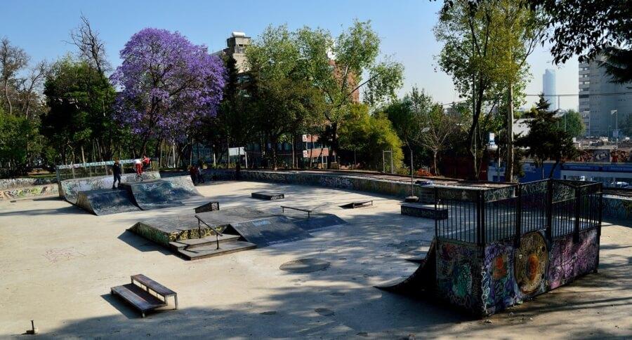 Skatepark Parque Lira
