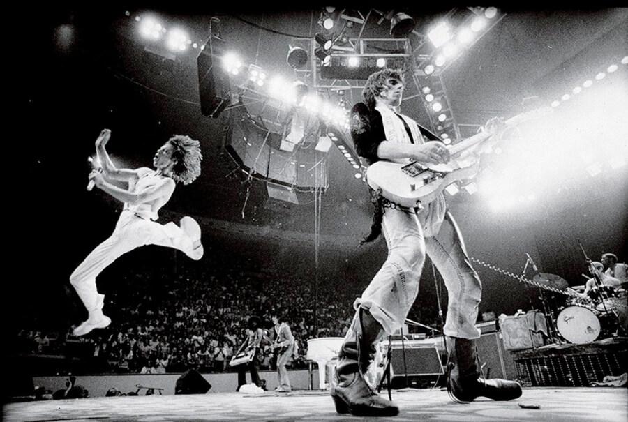 Rolling Stones por Annie Leivobitz
