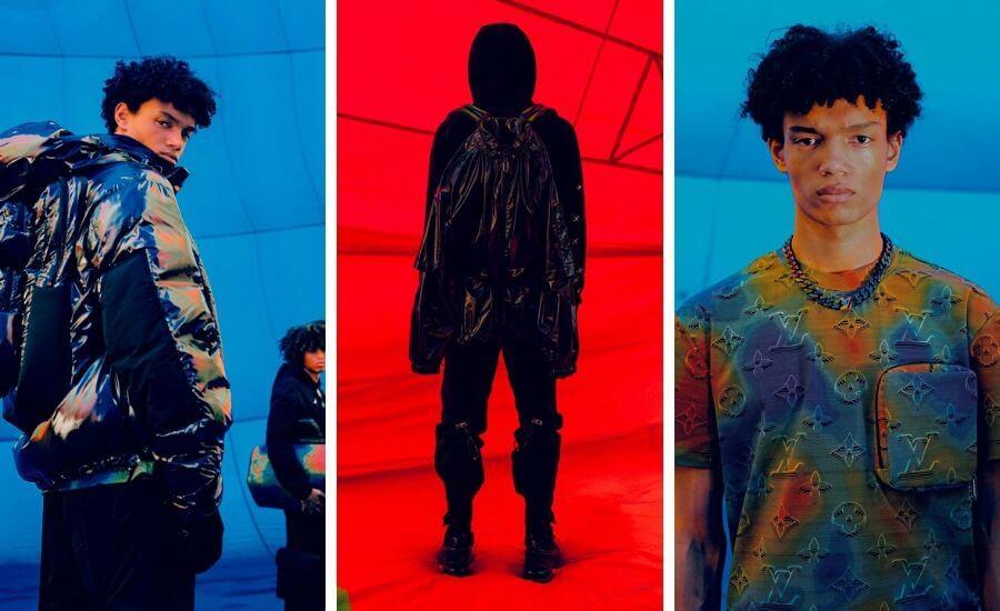 """Louis Vuitton y Virgil Abloh presentan su colección """"2054"""""""