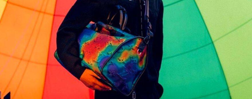 Louis Vuitton y Virgil Abloh presentan colección futurista