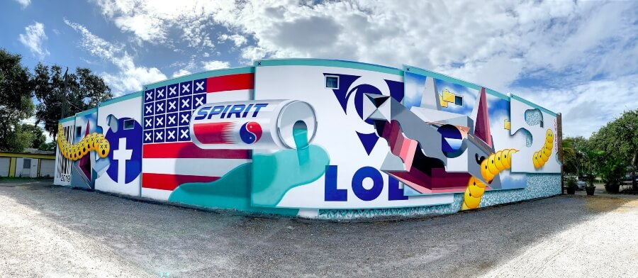 "Nuevo mural ""Post Internet Explorer"""