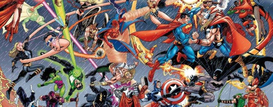 Marvel vs DC se volverá serie con los hermanos Russo