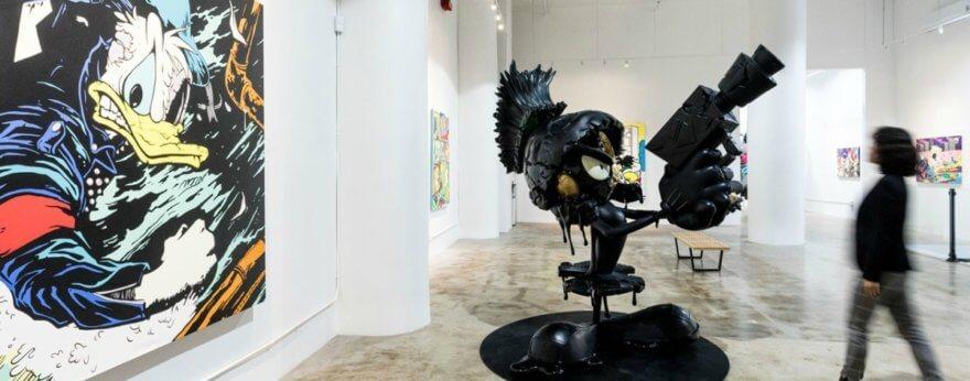 Matt Gondek presenta Control, su exposición en Los Ángeles