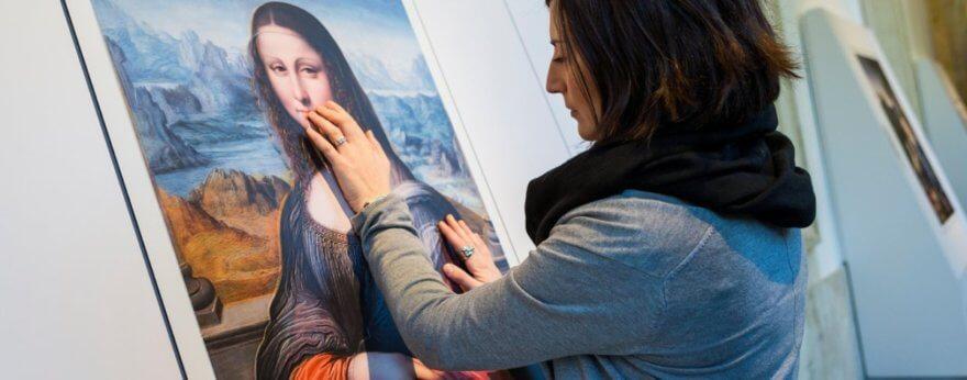 Museo Thyssen presenta herramienta para sentir el arte