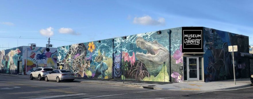 Museum of Graffiti to open in Miami