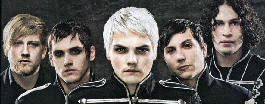 My Chemical Romance, dejan  sus años sabáticos emo