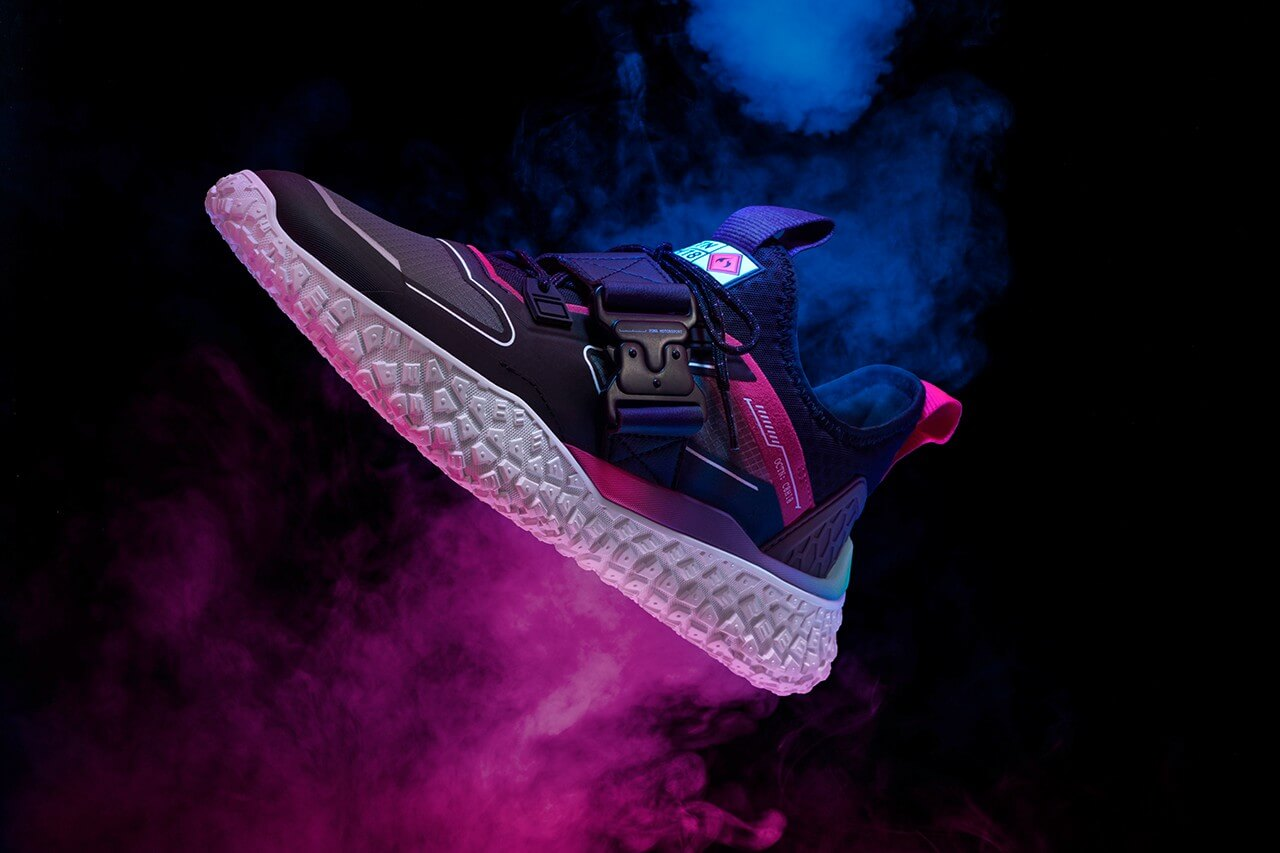 "Tenis PUMA ""Need for Speed"""