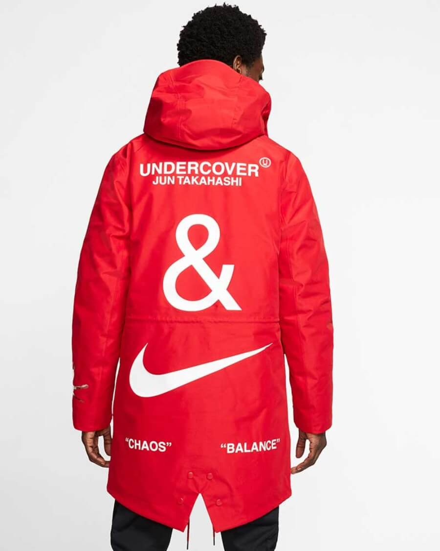Nike y UNDERCOVER presentan su colaboración FW19