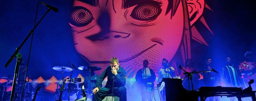 Reject False Icons de Gorillaz llega a los cines