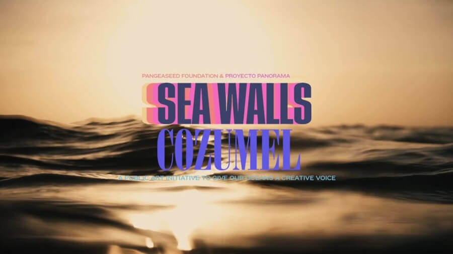 SeaWalls 2019 festival de arte urbano