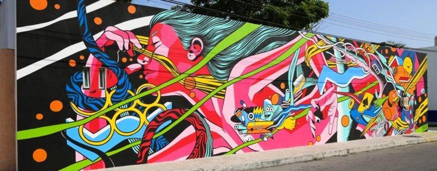 SeaWalls 2019 y sus murales más memorables