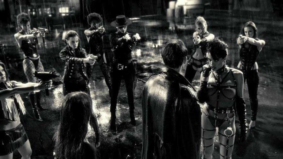 Serie de Sin City