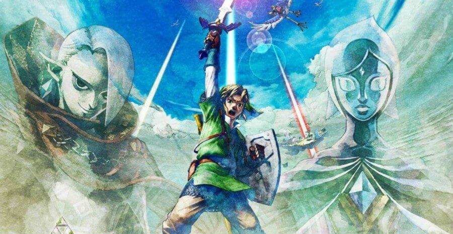 Serie de the Legend of Zelda