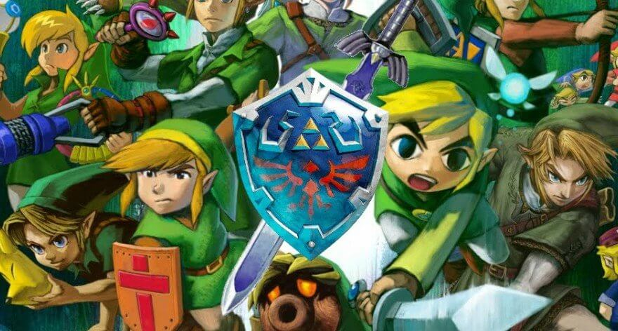 Serie de The Legend of Zelda está en rumores