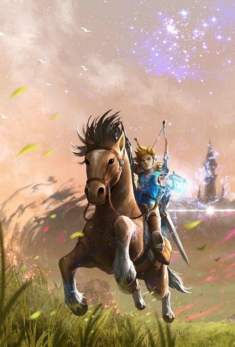 Serie de The Legend of Zelda está en rumores