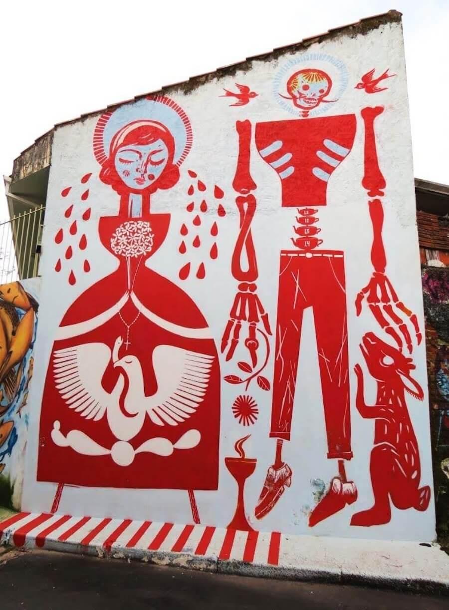 Speto el pionero del graffiti en Brasil