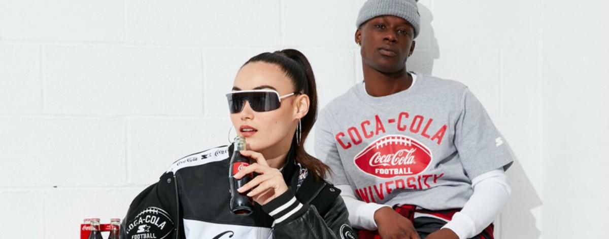 Starter Black Label lanza colección retro con Coca-Cola