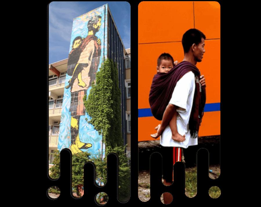 Fatherhood de Stinkfish en Amsterdam