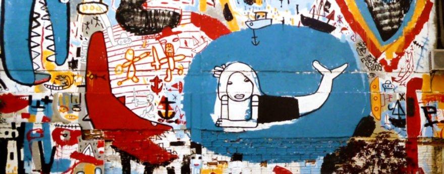 Tec Fase, el street art en lo más profundo de la calle