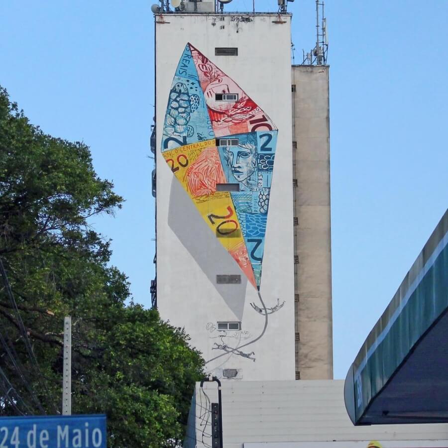 Los murales de Tec Fase son un diálogo cercano con la calle