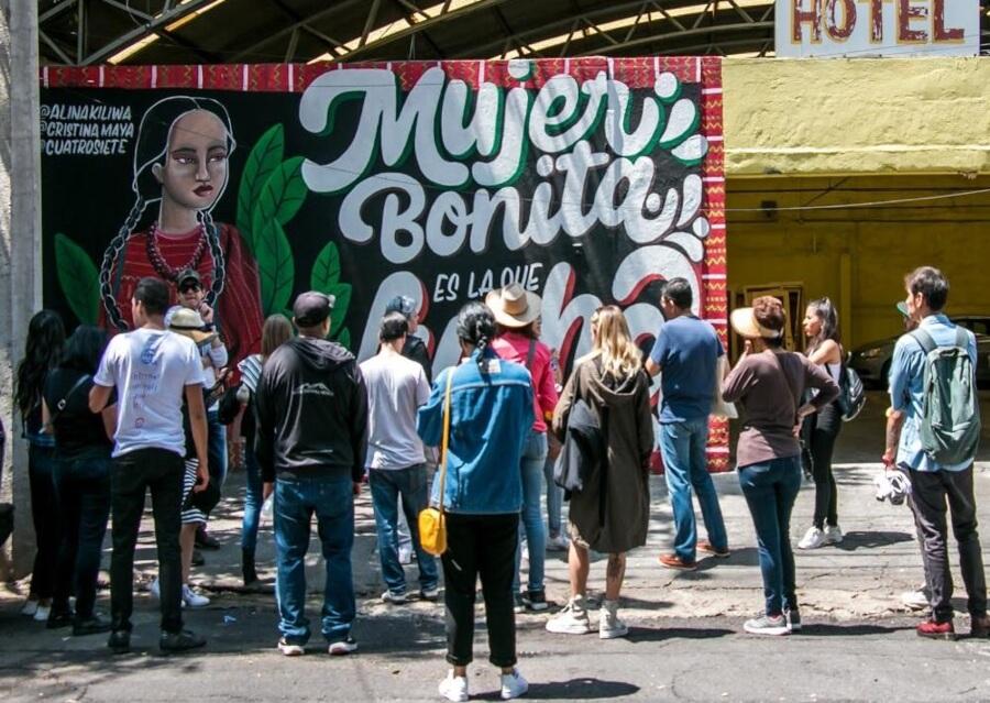 Tours de Street Art por ACC