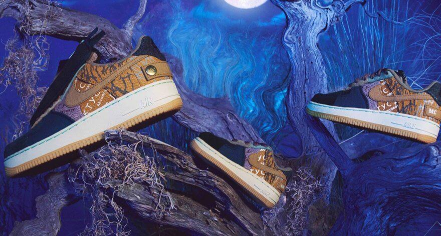 Travis Scott y Nike presentan nueva colaboración