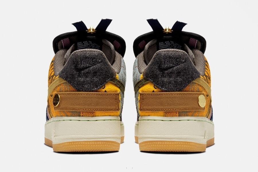 Travis Scott y Nike presentan nuevo modelo