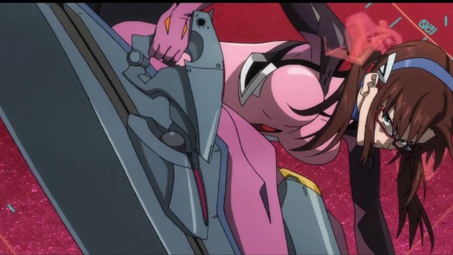 última película de Evangelion