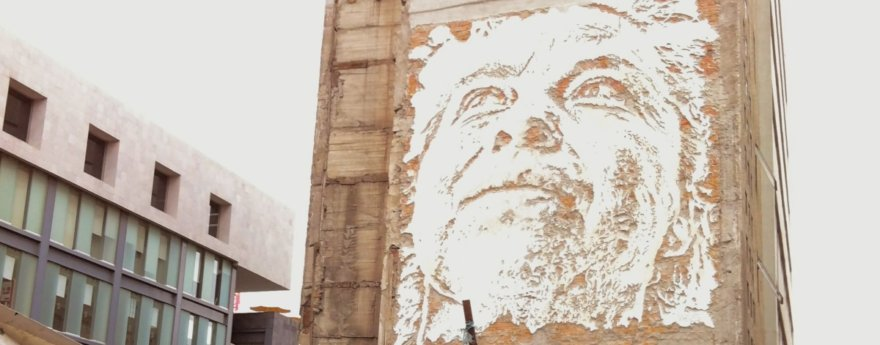Vhils regresa a México en ACC Global Series 2019