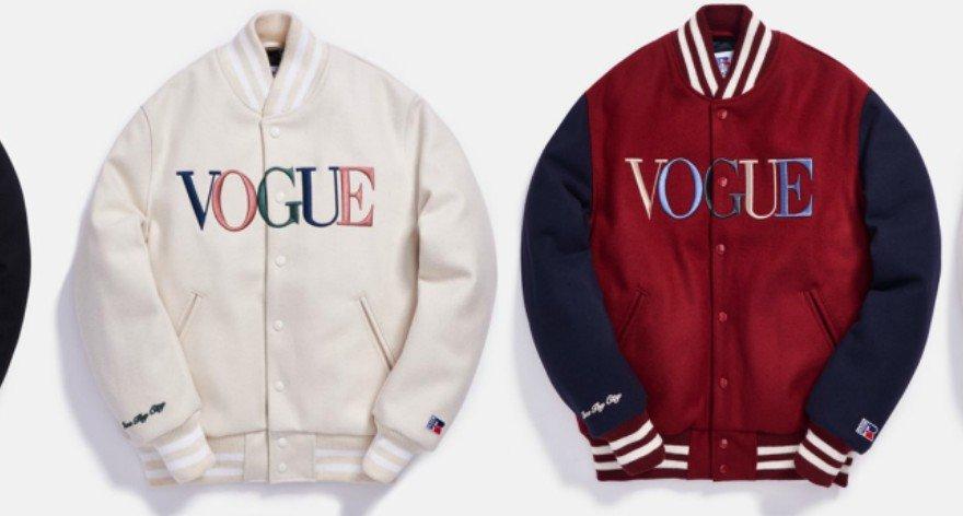 Vogue, Kith y Russell Athletic  lanzan colección retro