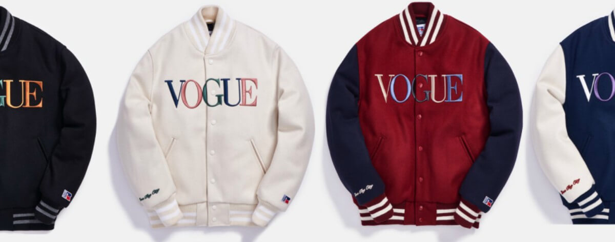 Vogue, Kith y Russell Athletic  lanzan colección retro