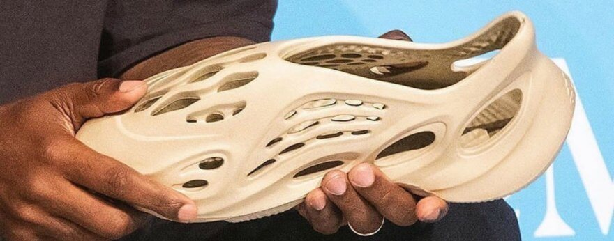 Yeezy Foam Runner, los nuevos crocs de Kanye West