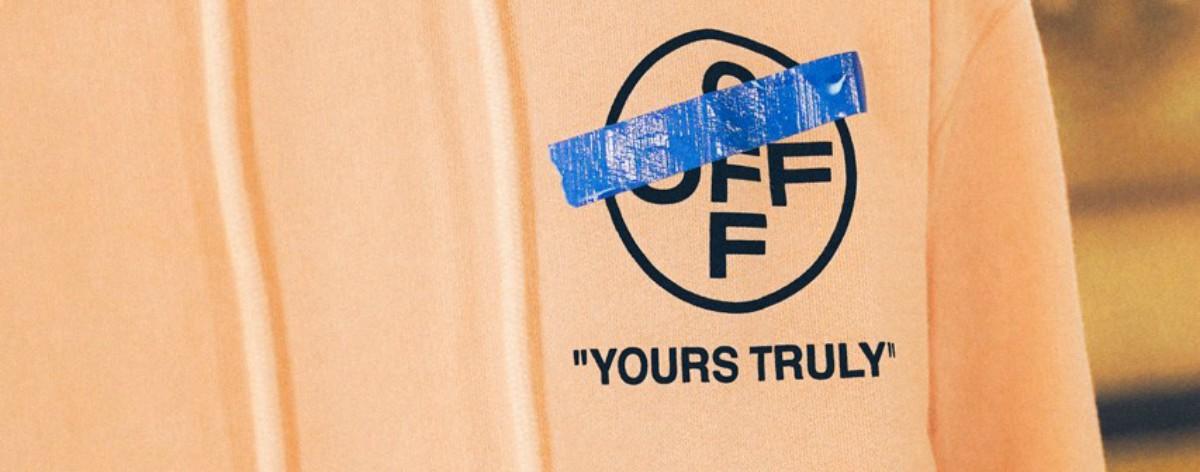 Yours Truly y la nueva colección de Off-White