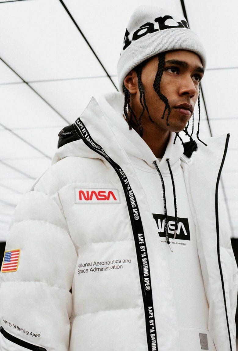 Aape y la NASA lanzan colaboración FW19