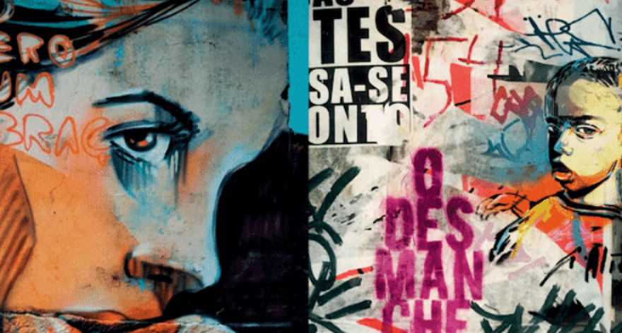 Alice Pasquini presenta su nuevo libro de street art