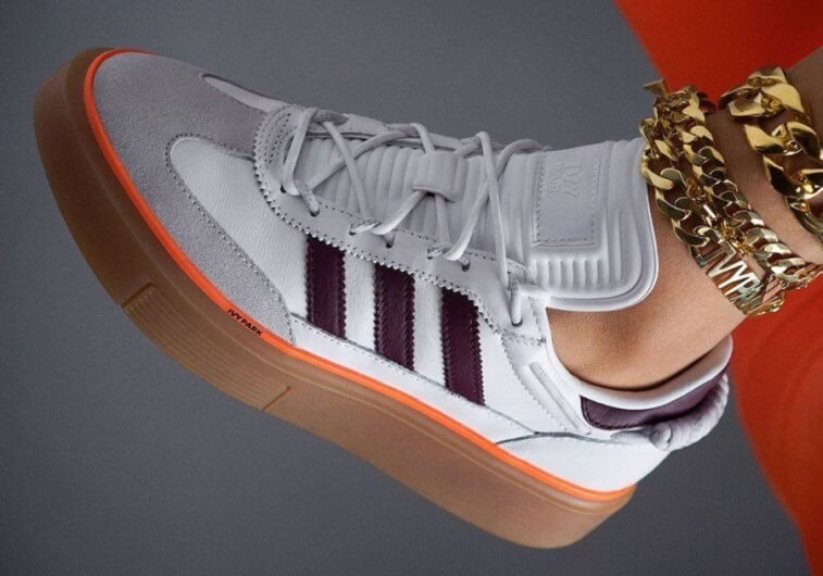 Los nuevos sneakers retoman la silueta de los Samba
