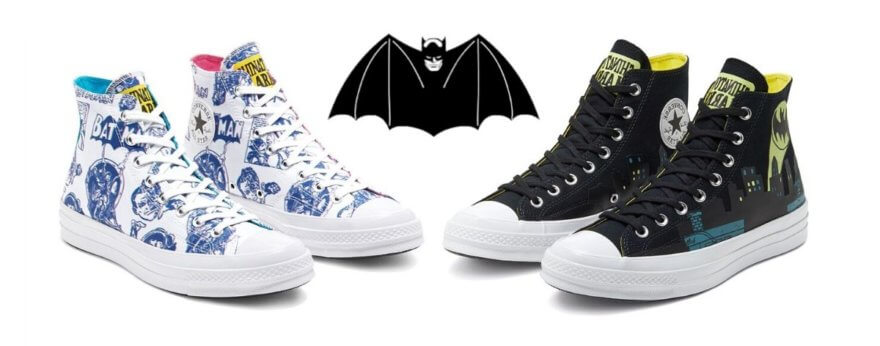 Chinatown Market and Converse join Batman's celebration