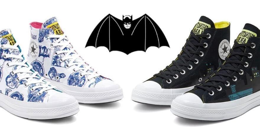Chinatown Market and Converse join Batman's celebration