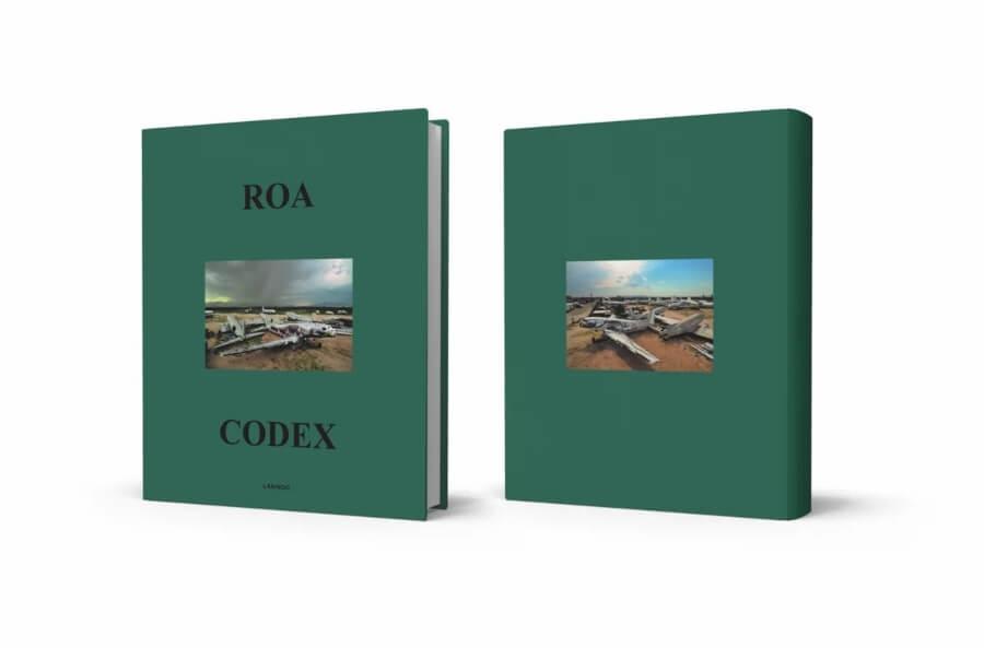 Codex el nuevo libro de ROA
