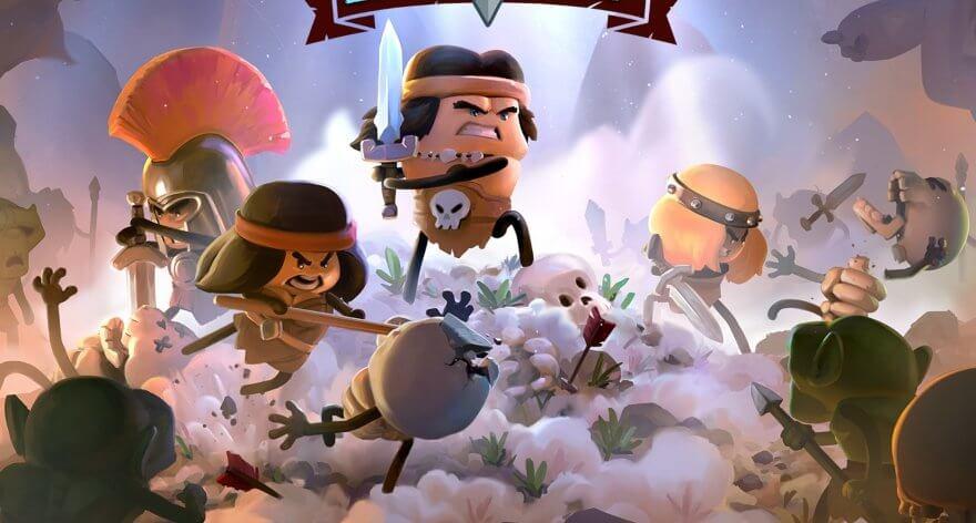 Videojuego de Conan Chop Chop llegará en febrero
